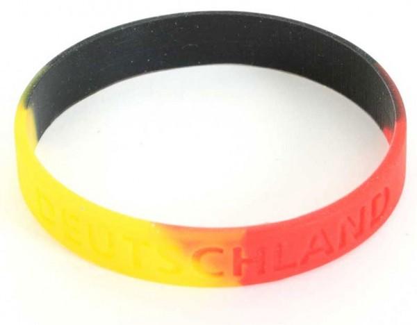 Deutschland Silikon Armband