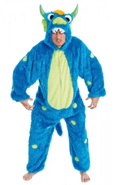 Schmunzeliges Monster Kostüm