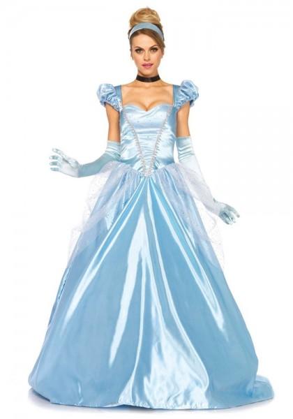 Zauberhaftes Aschenputtel Märchenkleid