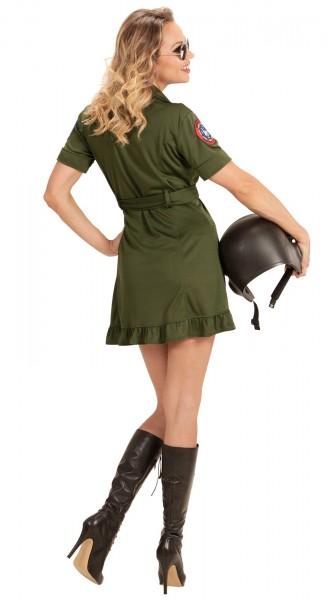 Kostium lotniczki wojskowej