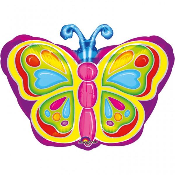 Folienballon Mariposa