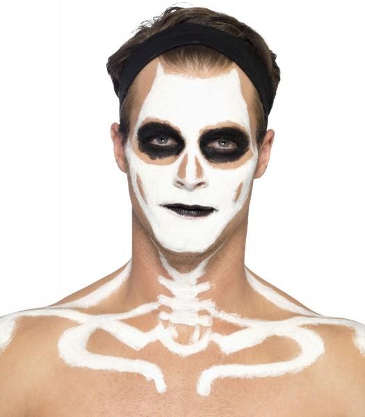 Skelett Flüssiglatex Set