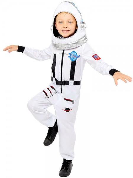 Weltraumfahrer Anzug für Jungen
