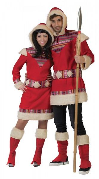 Eskimo Askil Herrenkostüm
