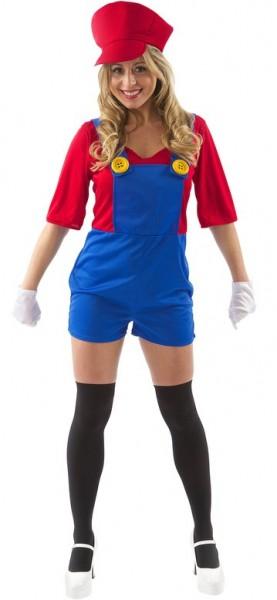 Super Maria Klempnerin