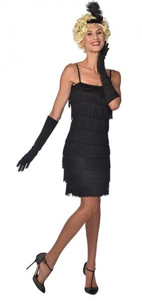 Robe à franges Lady Flapper