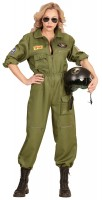 Vorschau: US Army Pilotenlady Damenkostüm