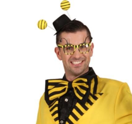 Gelbe Honigbienen Fliege 30cm