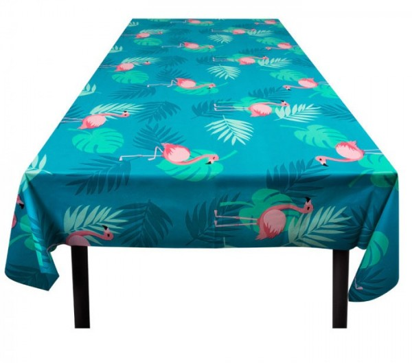Party Flamingo Tischdecke 1,8 x 1,3m