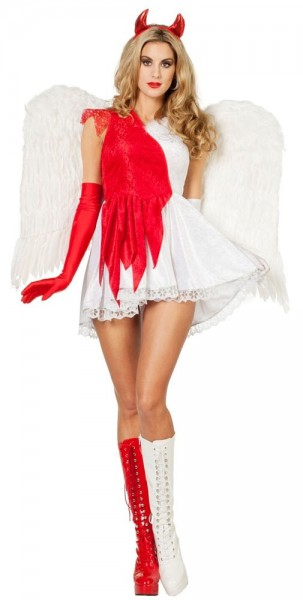Teuflischer Engel Kostüm Für Damen
