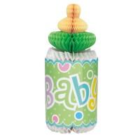 Baby Charlie Nuckelflasche Wabenball Aufsteller