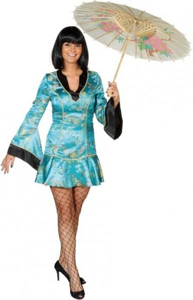 Klassisches China Girl Damenkostüm