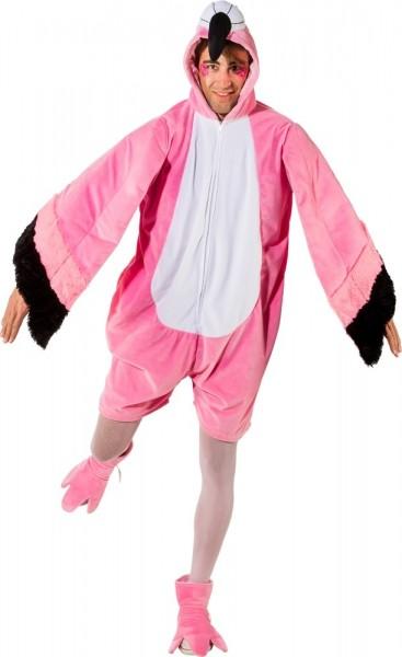 Costume da uomo fenicottero Figaro