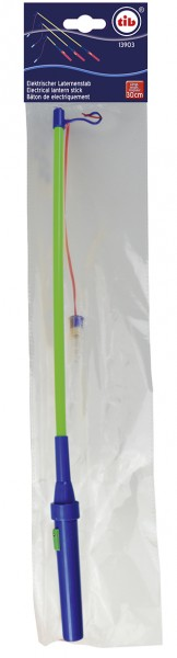 Lanterne électrique bâton Nico 30cm