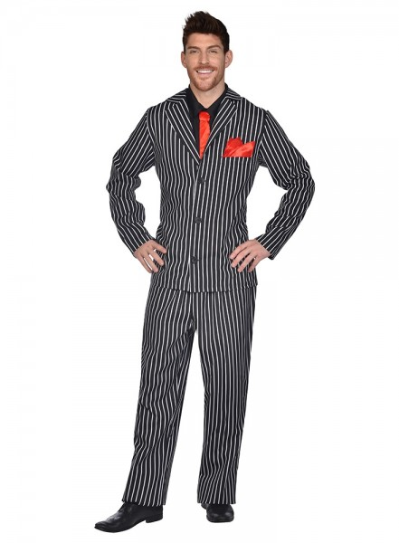 Mafia Boss Fredo Costume Men's