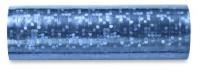 1 Rolle Glitzernde Luftschlangen Blau
