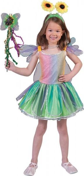 Schmetterling Fee Glitzie Kinderkostüm