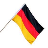 Handfahne Deutschland 30 x 45cm