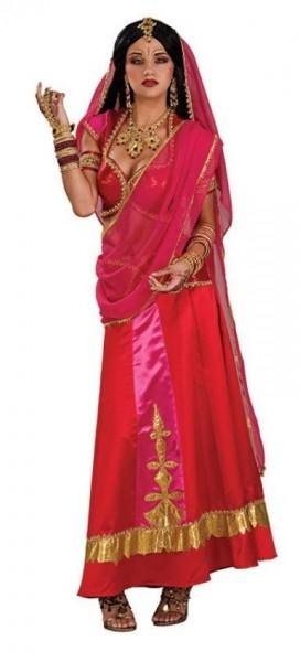 Bollywood Princess Kostüm Deluxe