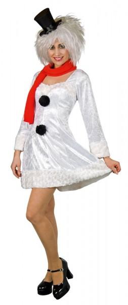 Snowwoman Olivia costume for women
