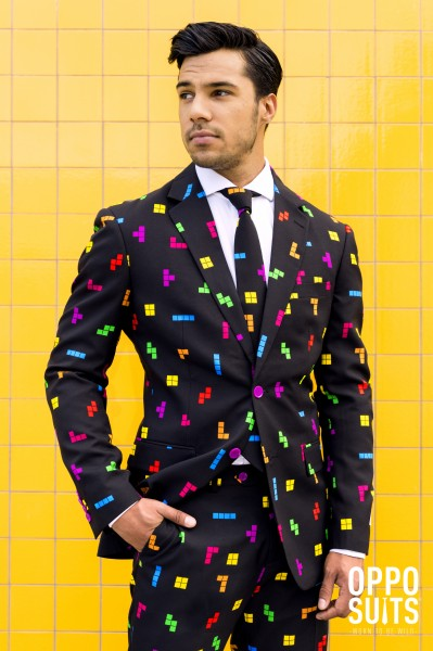 OppoSuits party suit Tetris
