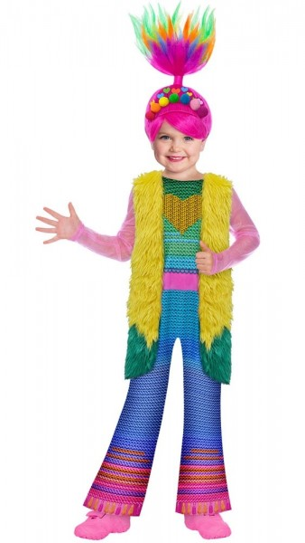 Trolls Poppy Costume for Girls