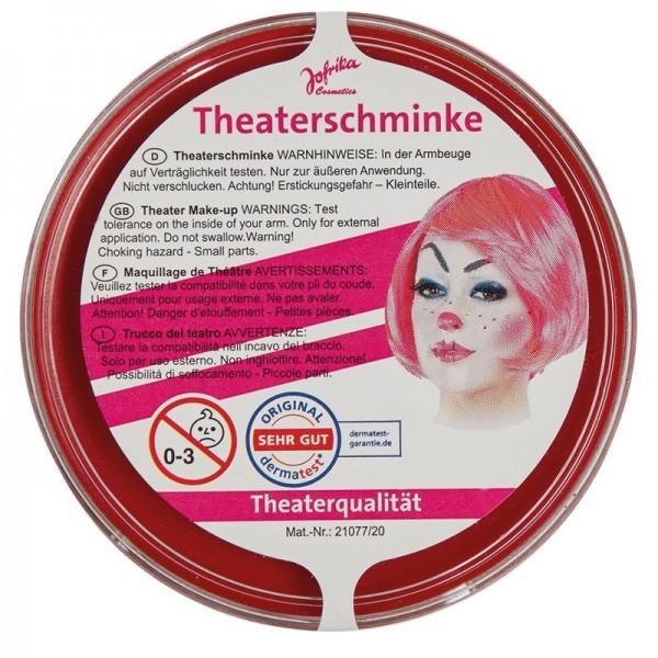 Profi Theaterschminke Rot