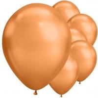 25 Latexballons kupfer 28cm