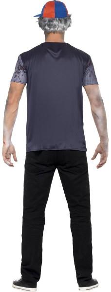 Camicia 3D scolaro