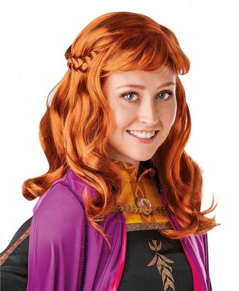 Frozen 2 Anna damespruik