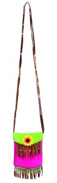 Hippie Tasche mit Gerbera