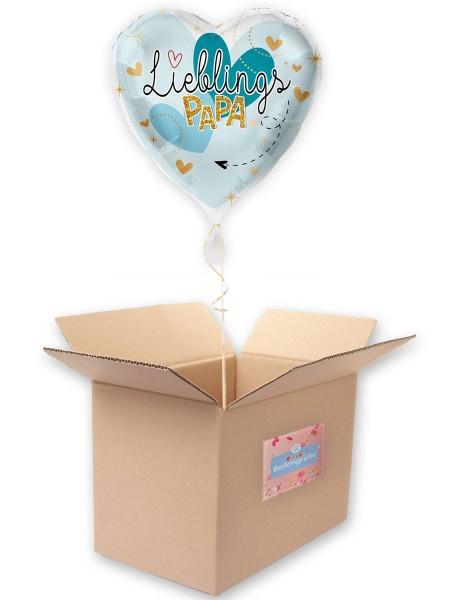 Lieblingspapa Folienballon 43cm