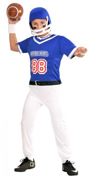 Football Spieler Kostüm Jordan