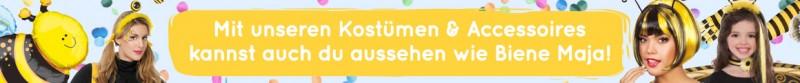 Biene Maja Kostüme & Accessoires