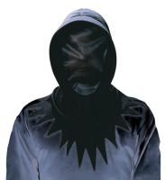 Gesichtsloser Mann Maske Mit Kapuze