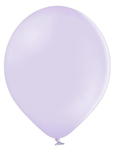 10 Partystar Luftballons lavendel 30cm