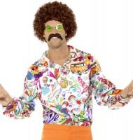 Harald Hippie Hemd für Herren