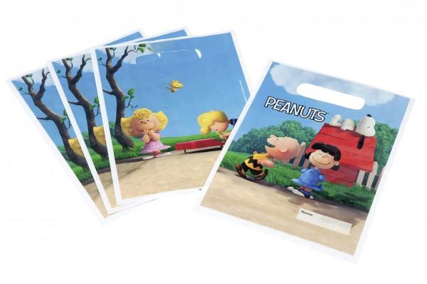 6er Pack Peanuts Geschenktüte Kindergeburtstag