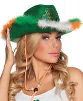 Wilder St.Patricks Day Cowboyhut