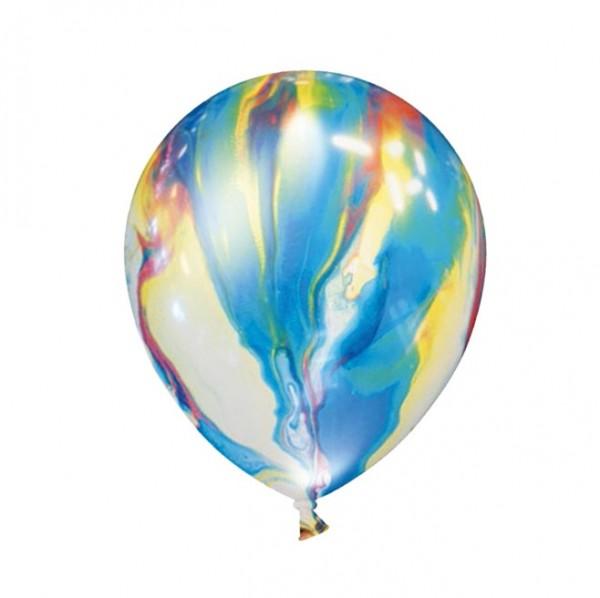 4 palloncini a LED giochi di colori luminosi 23 cm