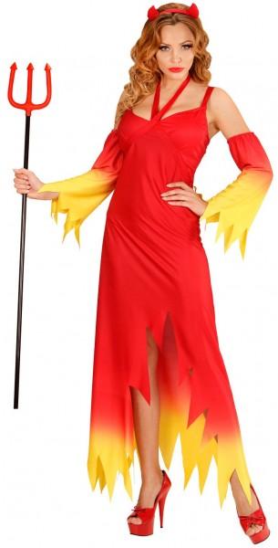 Satana The Hellscream Lady Costume