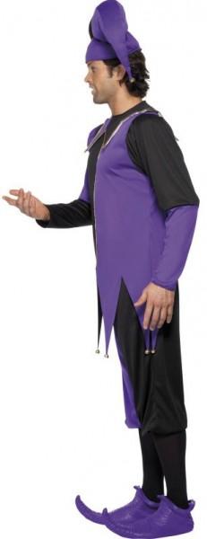Kostium Nadworny Błazen Jolly Molly męski