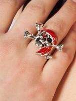 Totenkopf Piraten Ring