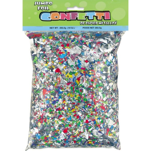 A Night To Sparkle Scattered Foil Multicolored 280g