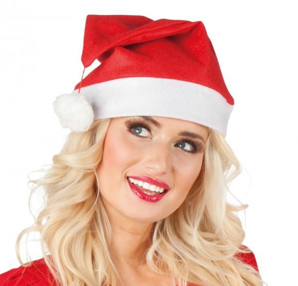 Klassische Weihnachtsmütze Unisex