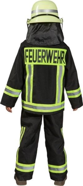 Fire department uniform costume for children