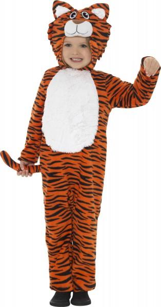 Mini Tiger Plüsch Kinderkostüm