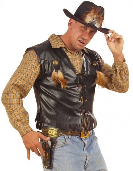 Kabura premium na pistolet kowbojski