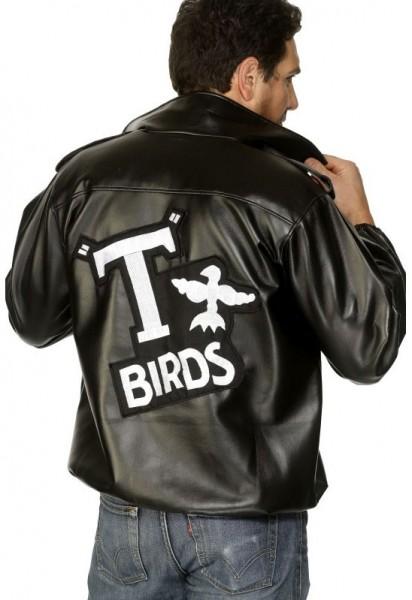Musical Grease T-Bird Herrenkostüm