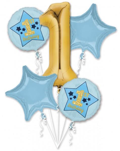 1st Birthday Sternchen Ballon Bouquet